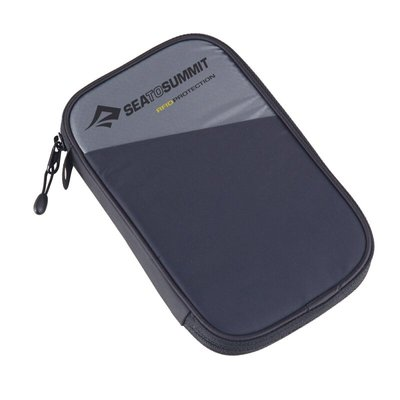Гаманець Travel Wallet RFID (Black, M)