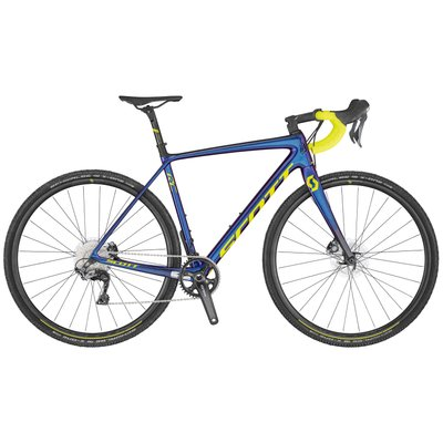 Велосипед Scott Addict CX RC 28