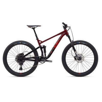 Велосипед Marin 19-20 Hawk Hill 2 27.5 T Black Red, L