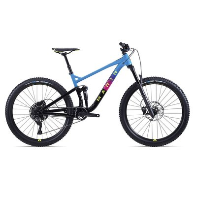 Велосипед Marin 19-20 Hawk Hill 3 27.5 T Black Blue, L
