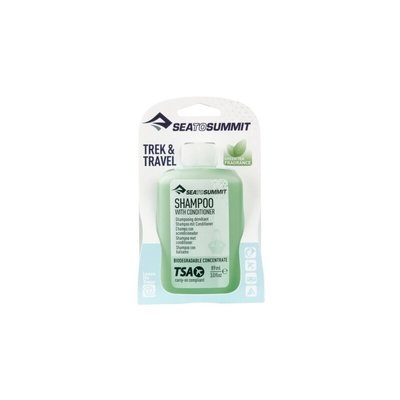 Шампунь Trek & Travel Liquid Conditioning Shampoo 89 ml