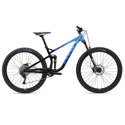 Велосипед Marin 19-20 Rift Zone 1 29 T Black Blue, L