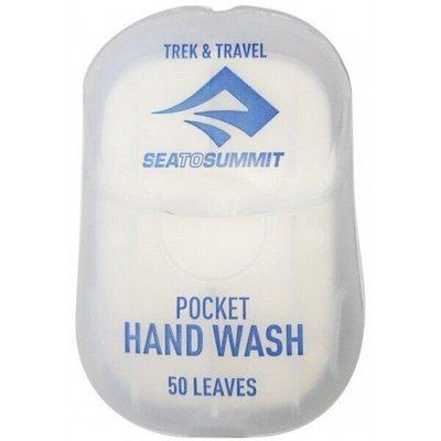 Мило Trek & Travel Pocket Hand Wash 50 Leaf