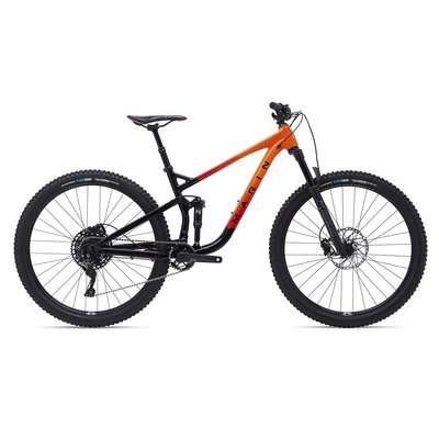 Велосипед Marin 19-20 Rift Zone 3 29 T Black Orange, L